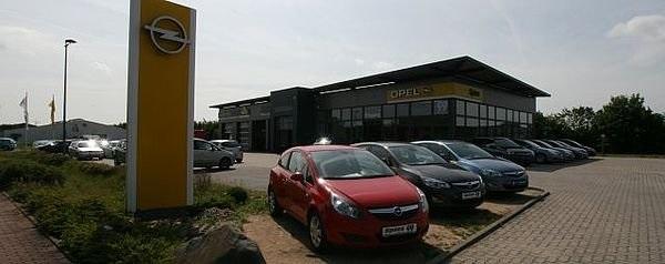 Standort Bild: Autohaus Spies